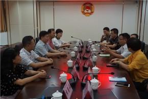 区政协主要领导带队到潮南区、潮阳区政协学习考察文史资料工作
