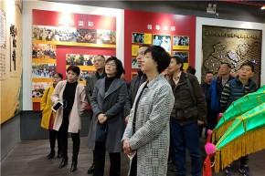 广州市天河区政协到我区交流传统文化创新发展工作